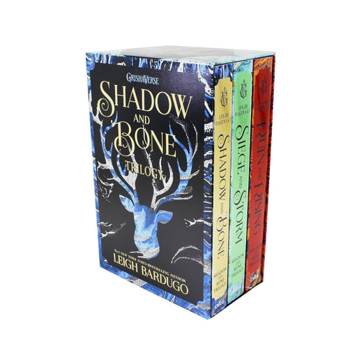 Young Adult - The Grisha Series 3 Books Box Set - Young Adult - Paperback - Leigh Bardugo