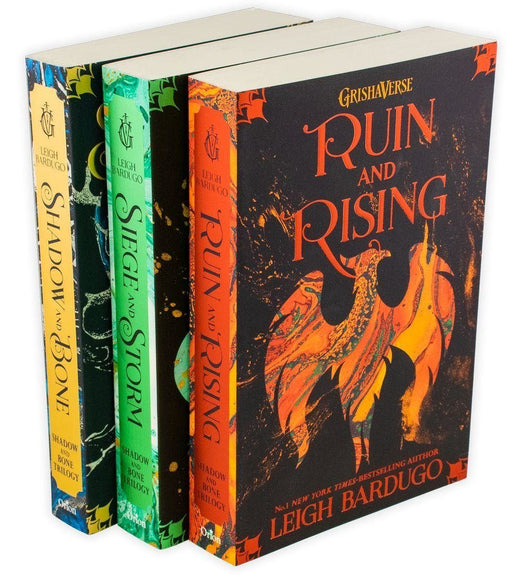 The Grisha Series 3 Books Bundle - Young Adult - Paperback - Leigh Bardugo - Books2Door