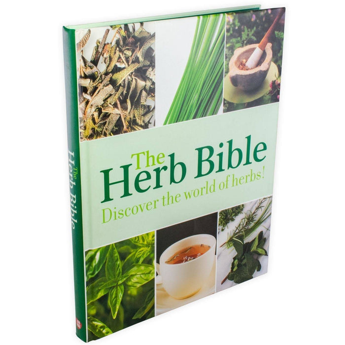 The Herb Bible: Discover the World of Herbs - Books2Door