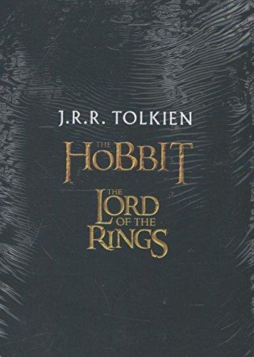 Young Adult - The Hobbit And The Lord Of The Rings 4 Books Box Set -Age 14-16 - Paperback By J.R.R Tolkien