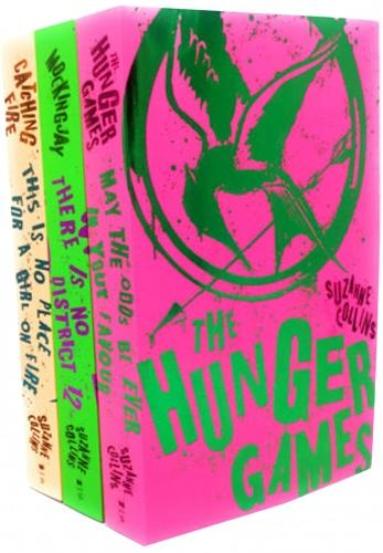 Young Adult - The Hunger Games Trilogy 3 Books Collection - Young Adult - Paperback - Suzanne Collins