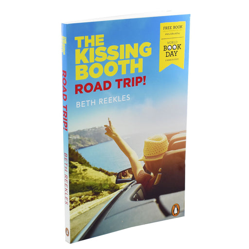 The Kissing Booth: Road Trip! WBD 2020 - Young Adult - Paperback By Beth Reekles - Books2Door