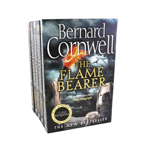 Young Adult - The Last Kingdom 5 Book Collection Set 2 - Young Adult - Paperback - Bernard Cornwell