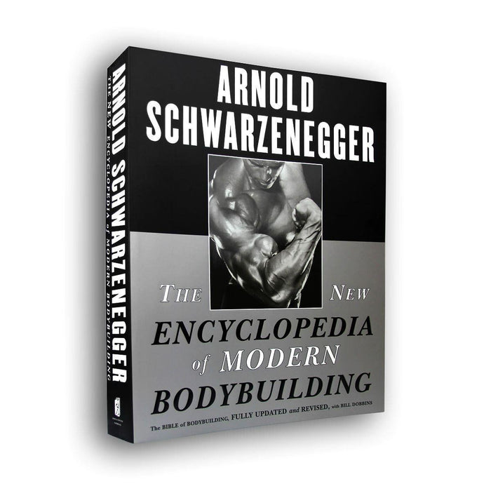 The New Encyclopedia of Modern Body Building Book - Young Adult - Paperback - Arnold Schwarzenegger - Books2Door