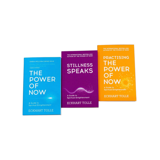 The Power of Now 3 Books - Young Adult - Paperback - Eckhart Tolle - Books2Door