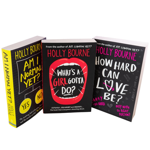 The Spinster Club Series 3 Book Collection - Young Adult - Paperback - Holly Bourne - Books2Door