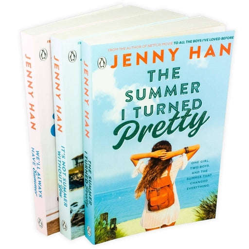 The Summer I Turned Pretty Trilogy 3 Book Collection - Young Adult - Paperback - Jenny Han - Books2Door