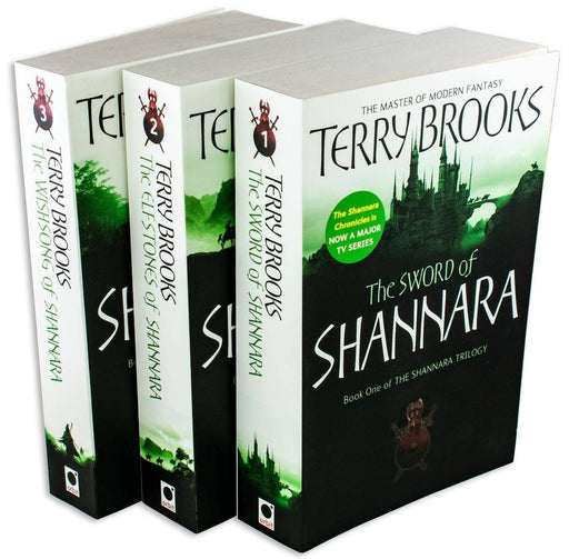 The Sword of Shannara 3 Book Collection - Young Adult - Paperback -  Terry Brooks - Books2Door