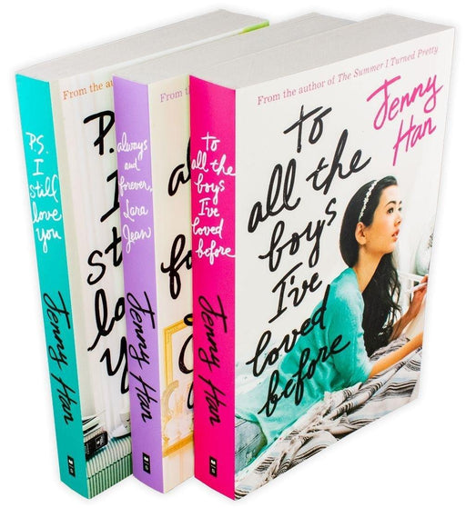 The To All the Boys I've Loved Before 3 Book Collection - Young Adult - Paperback - Jenny Han - Books2Door