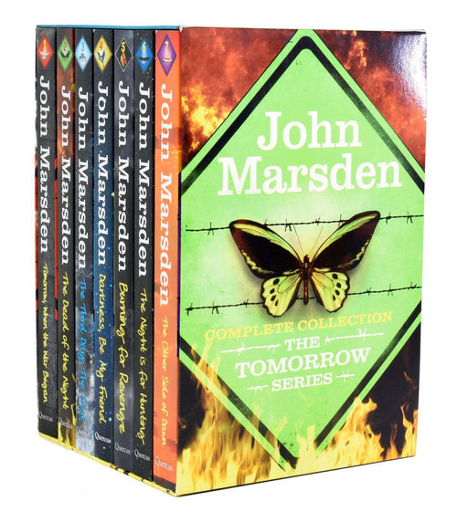 The Tomorrow Series 7 Books Complete Collection Set Pack - Young Adult - Paperback - John Marsden - Books2Door