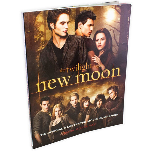The Twilight Saga New Moon Official Movie Companion - Paperback - Mark Cotta Vaz - Books2Door