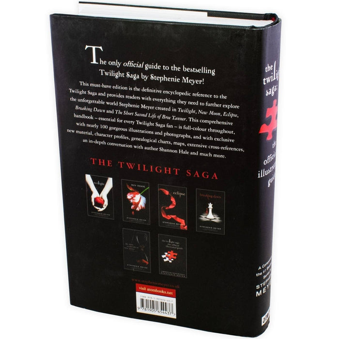 The Twilight Saga: The Official Illustrated Guide - Books2Door