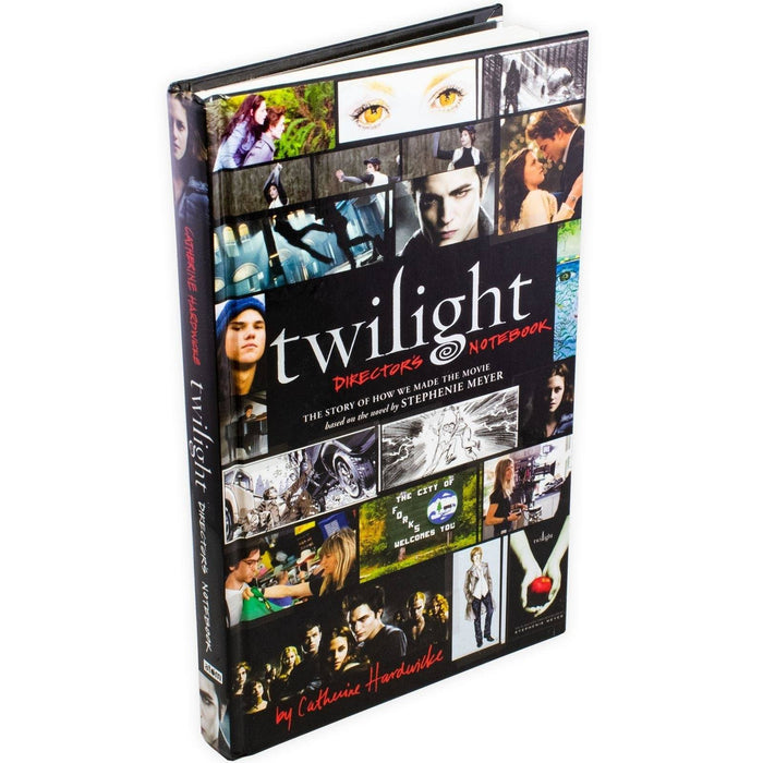 Twilight: Director's Notebook Young Adult Atom Books