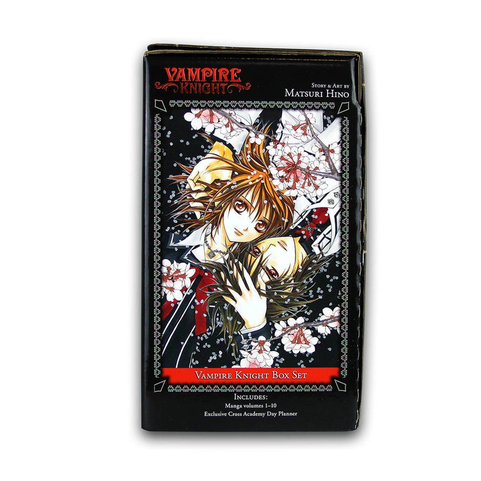 Vampire Knight - Volumes 1-10 collection - Dark Fantasy - Paperback - Matsuri Hino - Books2Door