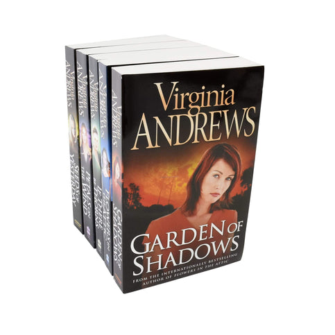 Virginia Andrews 5 Book Collection - Young Adult - Paperback - Books2Door