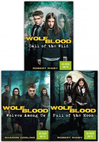 Wolfblood Series 3 Books Collection Set - Young Adult - Paperback - Sharon Gosling - Books2Door