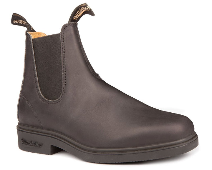 Blundstone 068 Black/Chisel Toe - Omars Shoes