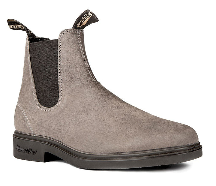 Blundstone 1395 Steel Grey/Chisel Toe - Omars Shoes