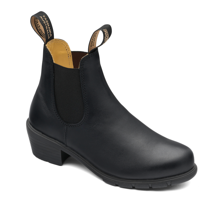 Blundstone 1671 Black/Women's Series Heel