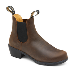 Blundstone 1673 Antique Brown/Women's Series Heel