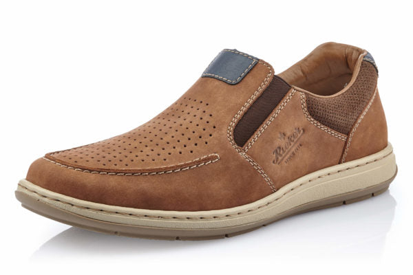 Men's Rieker 17367-24/Slip-On Loafer