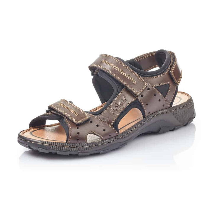 Men's Rieker 26061-25/Brown Sandal