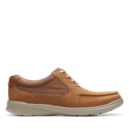 Men's Clarks Cotrell Lane/Brown Shoe
