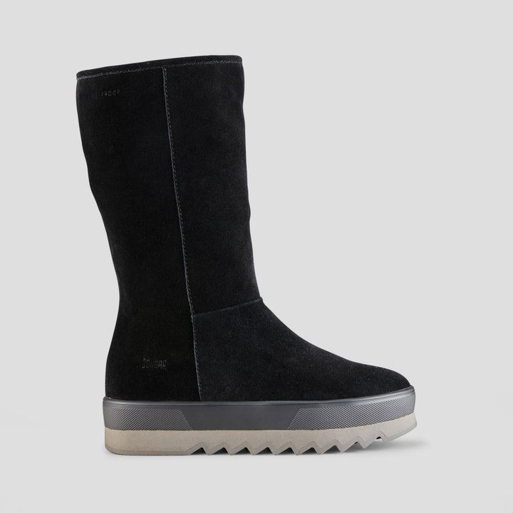 Women's Cougar Vail Suede/Black Winter Boot