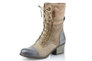 Women's Rieker 92534-14/ Beige Boot