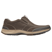 Men's Rockport RocSports Lite Slip-On/ Brown Shoe