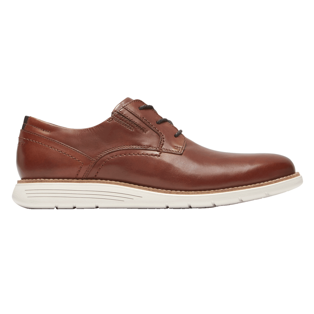 Men's Rockport Total Motion Sport/ Tan Dress Shoe