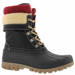Women's Cougar Creek/Black Winter Boot