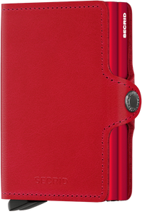 Secrid Twinwallet/Original Red-Red