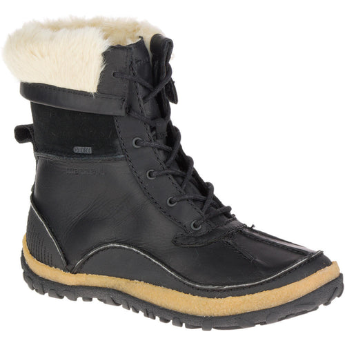 Women's Merrell Tremblant Mid/ Black Winter Boot