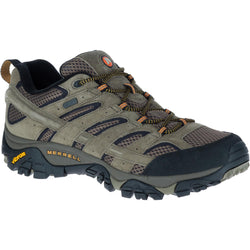 Men's Merrell Moab2 Waterproof/Walnut Shoe - Omars Shoes