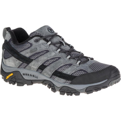 Men's Merrell Moab2 Waterproof/Granite Shoe - Omars Shoes
