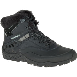 Women's Merrell Aurora 6 Ice+/ Black Winter Boot - Omars Shoes