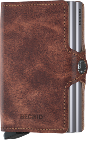 Secrid Twinwallet/Vintage Brown