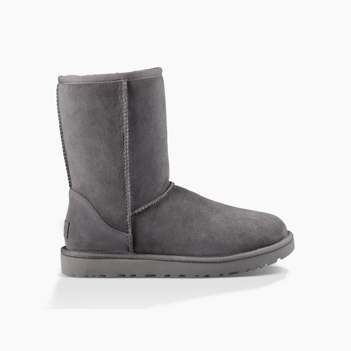 Women's Ugg Classic Short II/ Grey Winter Boot