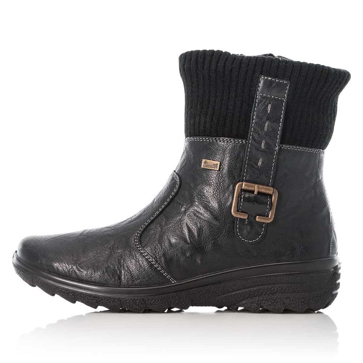 Women's Rieker Z7054-00/ Black Boot