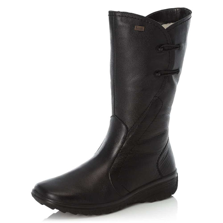 Women's Rieker Z7063-00/Black Boot