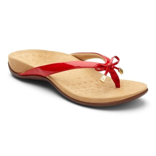 Women's Vionic Bella/Red Sandal