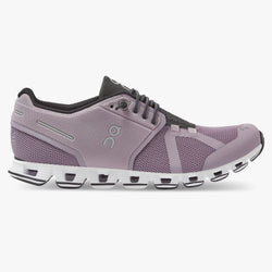 Women's On Cloud/Lilac Black Running Shoe