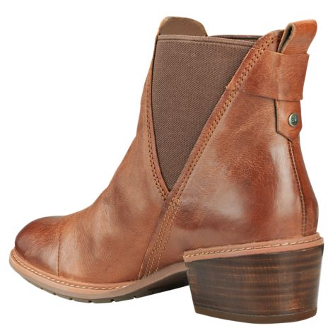 448bc4d905b Women's Timberland Sutherlin Bay/ Brown Chelsea Boot