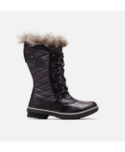Women's Sorel Tofino II/ Black Winter Boot