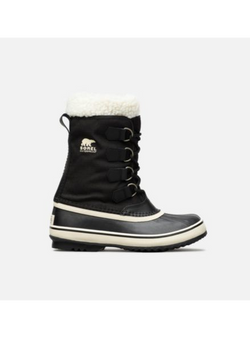 Women's Sorel Winter Carnival/ Black Winter Boot - Omars Shoes