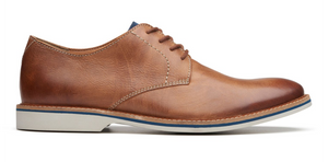 Men's Clarks Atticus Lace/ Tan Shoe