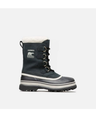 Women's Sorel Caribou/ Black Winter Boot