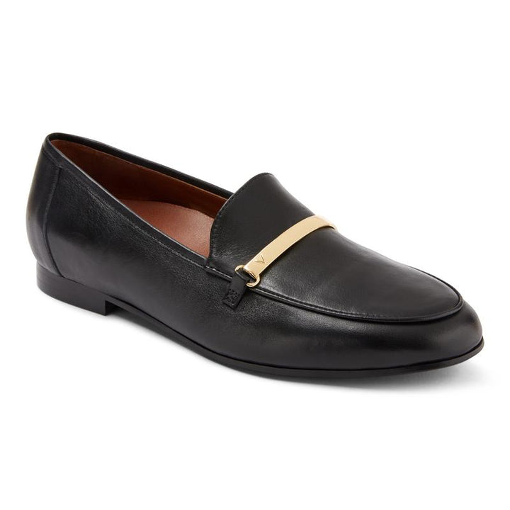 Women's Vionic Evie/Black Loafer