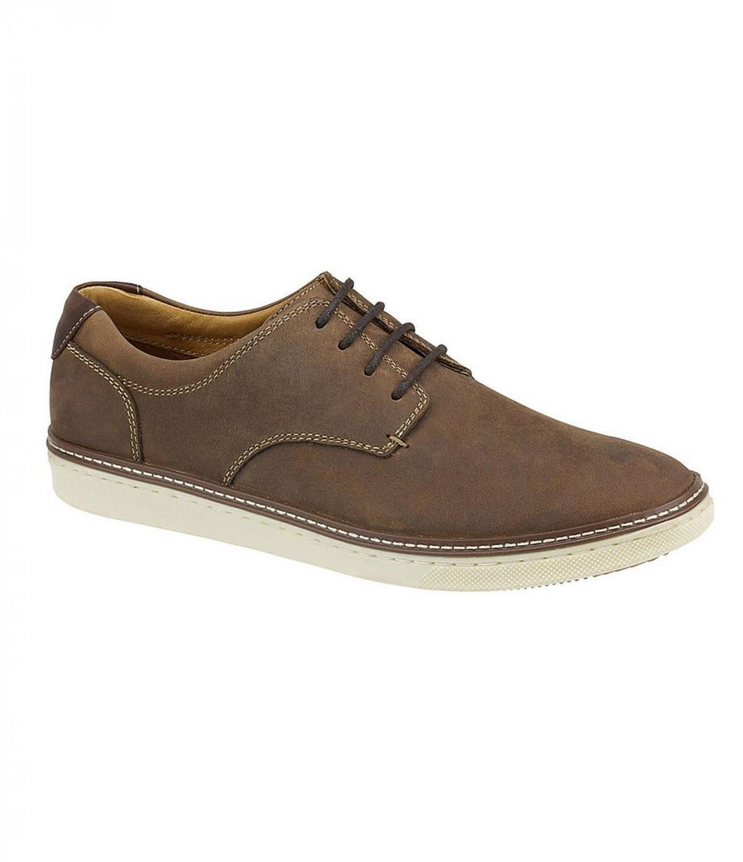 Men's Johnston & Murphy Mcguffey/Tan Shoe